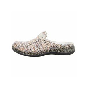 Rieker  Damenschuhe Pantoletten Pantolette Mehrfarbig, Schuhgröße:EUR 39
