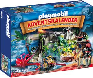 "Playmobil Adventskalender ""Schatzsuche in der Piratenbucht"""