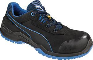Sicherheitsschuh Argon Blue Low Gr.45 schwarz/blau Leder S3 ESD SRC EN20345 1 PA