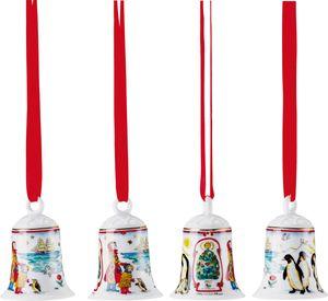 Hutschenreuther Porzellanglocke Weihnachtsglocke 17 Porzellanglocke 02250-722820-27920