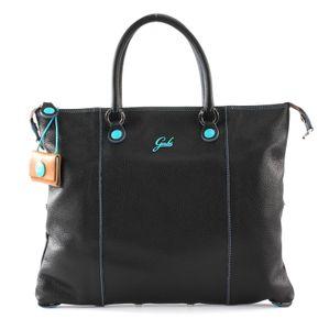 Gabs G3 Plus Convertible Flat Shopping Bag Black