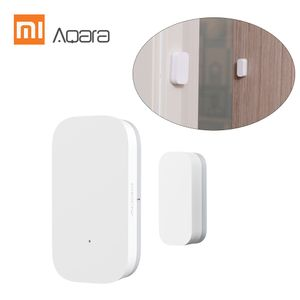 Aqara MCCGQ11LM Fenstertš¹rsensor ZigBee Wireless-Verbindung / APP-Steuerung / Intelligente Mehrzweckausrš¹stung fš¹r die Sicherheit zu Hause
