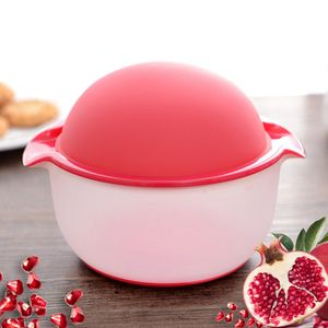 Granatapfel-zellstoffschäler Enthält Kein Bisphenol A, 14 * 19,5 Cm- Rot