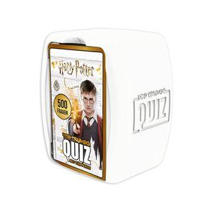 Top Trumps Quiz Harry Potter Ratespiel Wissensspiel Fragespiel Gesellschaftsspiel