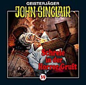 Sinclair,John Folge 39-Schreie in der Horror-Gruft