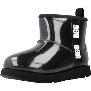UGG Stiefel K CLASSIC CLEAR MINI II, Schwarz:38