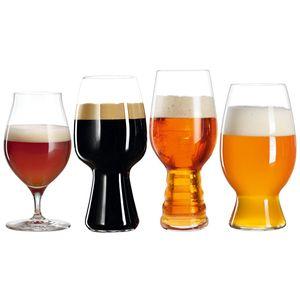 Spiegelau Tasting Kit Set/4 Craft Beer Glasses UK/3 4991697