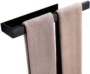 Handtuchhalter / Handtuchstange / Handtuchhalter Wandhaken Selbstklebend einarmig 350 mm für Badmöbel - Serie Universal