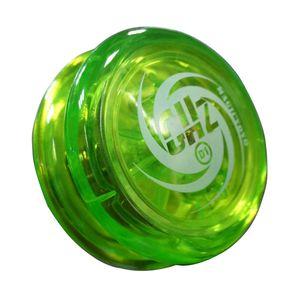 D1 Spin Ball Professional YoYo Größe E Lager Mit String Grün wie beschrieben