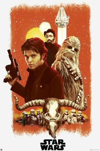 Solo: A Star Wars Story Poster  91,5 x 61 cm