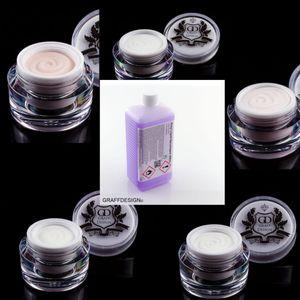 Acryl-Set 5x 15 ml Acryl Pulver und 1x 100 ml Acryl Liquid