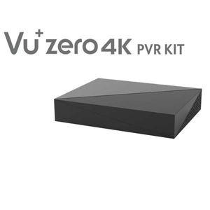 VU+Zero 4K PVR Kit inkl. 4TB Festplatte
