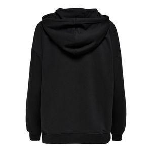 Only Sweat-Shirt, Farbe:BLACK, Größe:XL