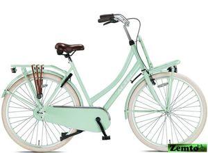Altec Urban Damen Hollandrad 28 Zoll Transportrad Mint-grün