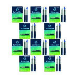 Schneider Rollerpatronen Universal - 10er-Set blau
