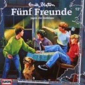 Fünf Freunde-013/jagen die Entführer