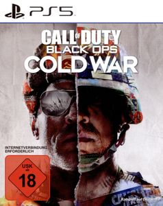 Call of Duty 17 - Black Ops: Cold War - Konsole PS5
