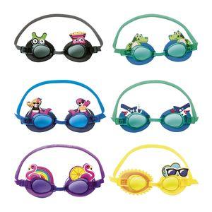 Bestway Hydro-Swim Schwimmbrille Character für Kinder