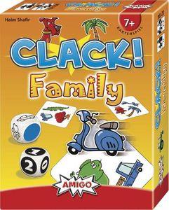 AMIGO Spiel   Freizeit GmbH Clack Family 0 0 STK