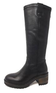 Bullboxer Damen Stiefel in Schwarz, Größe 40