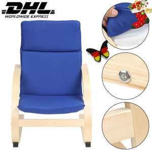 Kinder Schaukelstuhl Schwingsessel Schwingstuhl Lehnstühle Loungesessel Sessel Holz