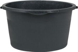 Mörtelkübel Inhalt 90l schwarz