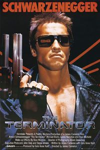 Terminator Poster  91,5 x 61 cm