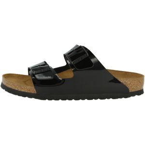 BIRKENSTOCK Arizona Damen Sandale Schwarz Schuhe, Größe:39