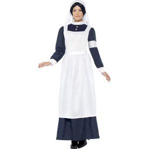 Damen Kostüm Belle ö‰poque Krankenschwester Karneval Fasching Gr.XL