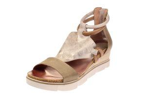 Mjus 866002-201-0003 - Damen Schuhe Sandaletten - opal-fosil, Größe:36 EU