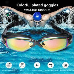 Schwimmbrille Brille Schwimmen Wassersport Sport Unisex Adult Ohrstöpsel Nasenclip