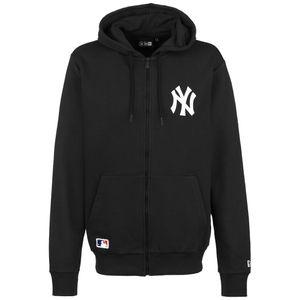 New Era MLB New York Yankees Kapuzenjacke Herren Erwachsene dunkelblau / weiß XL