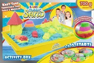 CRAZE Magic Sand - Activity-Box