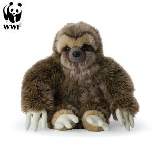 WWF Plüschtier Faultier Sloth Stofftier Kuscheltier Regenwald Tropen 28cm groß