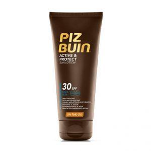 Piz Buin Active&Protect Sun Lotion Spf30 100ml