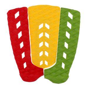 3er Set Traction Pad Anti-Rutsch Matte Deck Grip Footpad Für Shortboard Skimboard