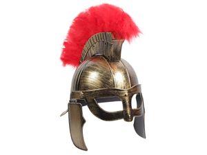 Helm Römer Sparta Spartacus Antik , Variante wählen:gold lang