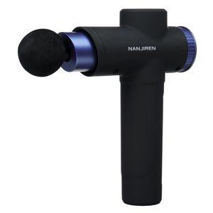 Electric Massage Gun LCD Massagepistole Muscle Massager Massagegerät + 8 Köpfe