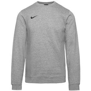 Nike Team Club 19 Fleece Sweatshirt Herren Dunkelgrau (AJ1466 063) Größe: L