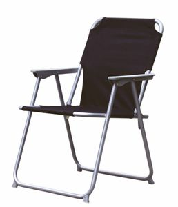 Camping Sessel Oxford - Farbe: schwarz
