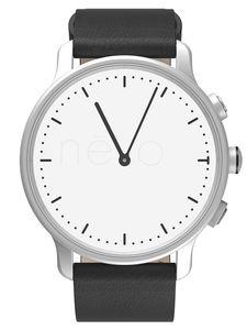 Nevo NEVOPR15/001L Paris Activity-Tracker Smartwatch