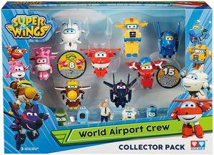 World Airport Crew  Season 1 and Season 2 Transform-a-Bots 15pk