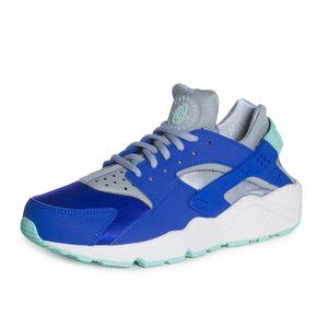 NIKE Wmns Air Huarache Run Damen Sneaker Blau 634835 404, Größenauswahl:38