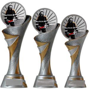 Feuerwehr FG Pokal Größe L Trophäe mit Emblem