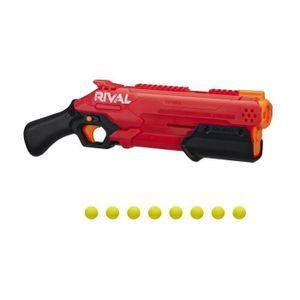 Nerf Rival Takedown XX-800 rot und offizielle Nerf Rival Foam Balls