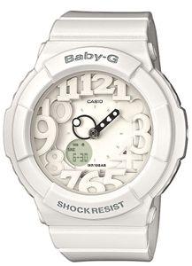 Casio Baby-G Uhr BGA-131-7BER weiss 3D Optik