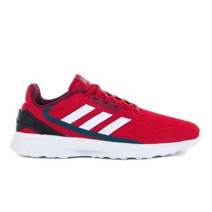 adidas Nebzed Herren Sportschuh in Rot, Größe 9.5