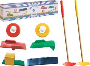 Kinder Mini Golf Set 10 teilig aus Holz