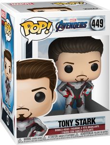 Avengers - Toni Stark 449 - Funko Pop! - Vinyl Figur