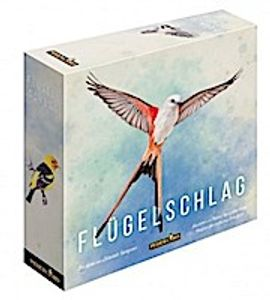 Feuerland Flügelschlag (deutsch) nominiert zum Kennerspiel des Jahres 2019